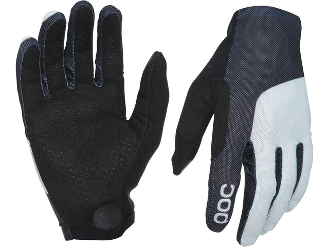 POC Essential Mesh Gloves uranium black/oxolane grey